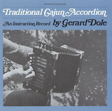 G rard D le, Gérard - Traditional Cajun Accordion [New CD]