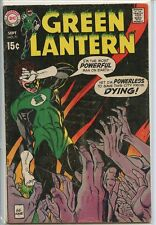 Green Lantern 1960 series # 71 good comic book