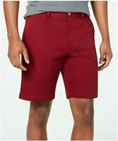 "Club Room Men's Shorts Regular-Fit 9"" 4-Way Stretch Size 38 NWT"