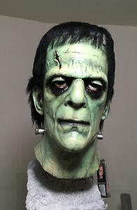 Frankenstein Monster Rehauled Custom Jason Boris Karloff Myers Mask