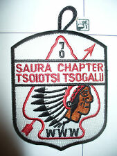 OA Tsoiotsi Tsogalii Lodge 70,Suara Chapter Solid, X-2,pp,163,Old North State,NC