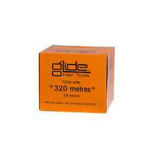 Glide Hair Highlight Foil 18 Micron 12cm X 320 Metre Roll