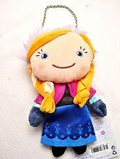 NEW Disney Store Frozen Anna Doll Coin Purse HandBag Pocketbook Bag