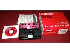 BOSS RC-20XL Guitar/Bass/vocal Etc Loop estación Pedal de efectos en vivo Music