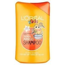 ** L'OREAL KIDS TROPICAL MANGO 2 IN 1 SHAMPOO NO TEARS 250ML **NEW EXTRA GENTLE