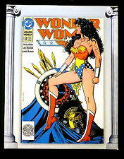Wonder Woman Limited Edition Statue #26/5000 Certificate New from 2000 DC Comics