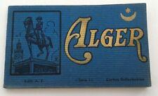 ALGER - Carte Postale - ALGERIA x 16 - rare b/w vintage post cards - detachable