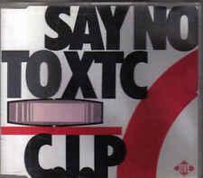 CIP-Say No To XTC cd maxi single