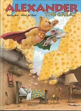 Alexander the Great - a little mouse undertakes a dangerous quest for food, Hb
