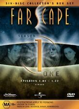 Farscape : Season 1 (DVD, 2004, 6-Disc Set)