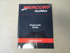 Mercury Optimax Diagnose Führung Alle Modelle 2000 und Up 90-889525 OEM Boot X