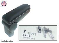 Black Armrest Arm Rest Centre Console For Vw Golf IV MK4 Bora Beetle Jetta 98-05