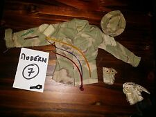 Action Figure 1/6 Loose Modern Lot 7 -Dragon BBI Soldier Story DID Very Hot Toys