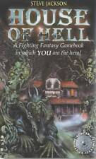 House of Hell (Fighting Fantasy Gamebook 7), Steve Jackson | Paperback Book | Ac