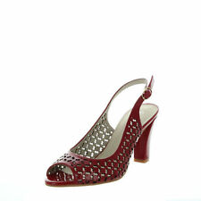 Special Occasion Leather Slingbacks for Women