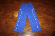 EXCELLENT Youth Protection System blue Ski Snowboard Pants Youth Sz 10 / 12