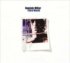 DOMINIC MILLER - THIRD WORLD USED - VERY GOOD CD