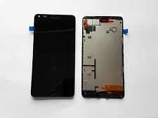 Original LCD Display Touch Screen Digitizer Frame Microsoft Nokia Lumia 640 N640
