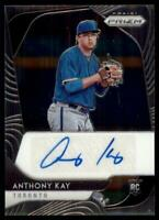 2020 Prizm Rookie Auto #RA-AK Anthony Kay - Toronto Blue Jays