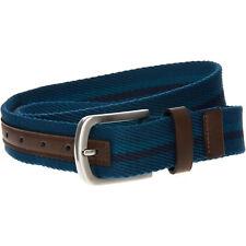 9d9907efb33a ORIGINAL PENGUIN Men's Canvas Belt, size S/M (82-95cm)