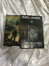 Magic DVDs The Annihilation Deck & Ultimate Self Working Card Tricks (E15)