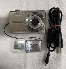 Olympus FE-230 7.1MP Digital Camera,Battery & 2GB Memory Card. Free Shipping!
