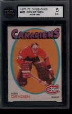 Ken Dryden 1971-72 O-Pee-Chee #45 RC Canadiens
