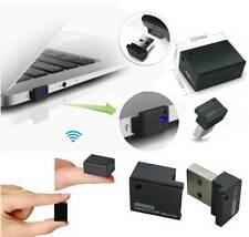 Micro 150M WiFi Wireless N USB LAN Adapter 802.11n for win7/8 64 32b Mac Linux