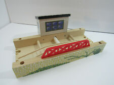 Transfer Table Thomas the Train Wooden Railway.Switch Track Stop Sign Signs 1999