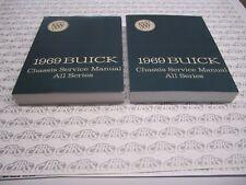 1969 Buick Shop Manual | Electra | GS | LeSabre | Riviera | Skylark | Wildcat