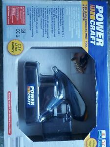 Power Craft Cordless Multi Tool And Engraver