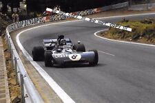 9x6 foto, PATRICK DEPAILLER TYRRELL-Cosworth 004, FRENCH GRAND PRIX 1972