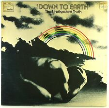 "12"" LP-Undisputed Truth, The-Down To Earth - #a3166 - Slavati & cleaned"