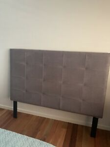 Double size Bed Head in excellent condition.
