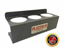 Plattinum Spray Can Holder 3 Cans Bolt On All Aluminum USA Made!