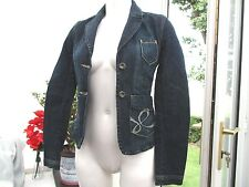 """MEXX""fabulous ladies denim style jacket sz 8 b.n.w.t."