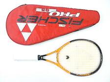 Fischer Pro 95 Tennisschläger L2 MidPlus racket strung graphite 315g tournament