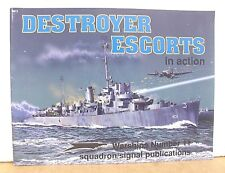 Destroyer Escorts in action by Al Adcock & Don Greer 1997