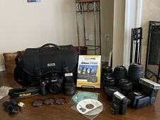 Nikon D D5100 16.2MP Digital SLR Camera - Black (Kit w/ AF-S DX VR 18-55mm...