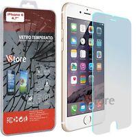 """Pellicola Vetro Per iPhone 6S 6 Temperato Proteggi Salva Schermo Display 4,7"""""""