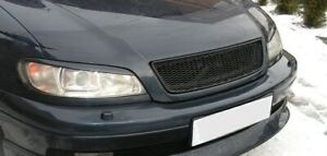 Front eyelids eyebrow headlights covers for Opel Omega B (1999-2004)