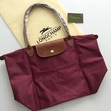 Authentic  Longchamp - Le Pliage  tote bag ( Fuchsia Size L )