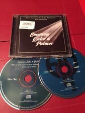 EMERSON, LAKE & PALMER Ladies and Gentlemen 2CD  - nr mint
