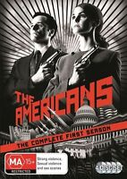 The Americans : Season 1 DVD : NEW