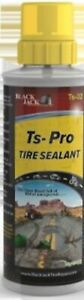 BLACK JACK TIRE REPAIR TIRE SEALANT, 8OZ BOTTLE TS-08