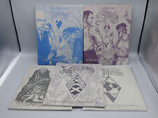 Wraith: The Oblivion Lot of 5 Guildbooks  RPG Roleplaying Game White Wolf