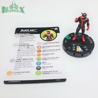 Heroclix Avengers: Black Panther & Illuminati Black Ant #028 Uncommon w/card!