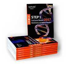 USMLE Prep: USMLE Step 1 Lecture Notes 2017 by Kaplan (2017, Paperback)