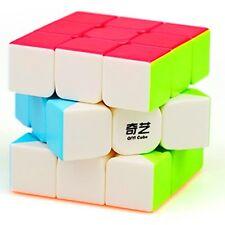 CuberSpeed QiYi Warrior W 3x3 Stickerless Speed cube Puzzle Warrior W 3x3x3
