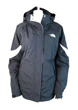 The North Face Women's Odyssey Tri-Climate Ski Jacket Coat (Black) - XL